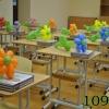 (Komp-0109) Kompositsioon õhupallidest № 109