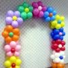 (Komp-0014) Kompositsioon õhupallidest № 14