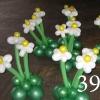 (Komp-0039) Kompositsioon õhupallidest № 39
