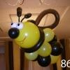 (Komp-0086) Kompositsioon õhupallidest № 86