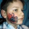 Näomaaling Ämblik