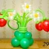 (Kimp-029) Õhupallide lillekimp 029