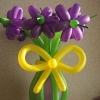 (Kimp-010) Õhupallide lillekimp 010