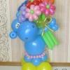 (Kimp-015) Букет из шаров 15