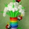 (Kimp-016) Õhupallide lillekimp 16