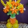 (Kimp-024) Õhupallide lillekimp 24