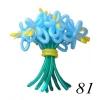 (Kimp-081) Букет из шаров 81