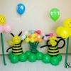 (Kimp-088) Õhupallide lillekimp 88