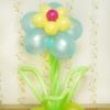 (Kimp-098) Õhupallide lillekimp 98
