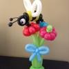 (Kimp-100) Õhupallide lillekimp 100