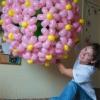 (Kimp-103) Õhupallide lillekimp 103