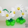 (Kimp-108) Õhupallide lillekimp  108