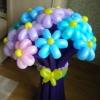 (Kimp-022) Õhupallide lillekimp 022