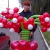 (Kimp-038) Букет из шаров 38