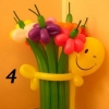 (Kimp-004) Õhupallide lillekimp 4