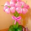 (Kimp-041) Õhupallide lillekimp 41 41