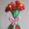 (Kimp-047) Õhupallide lillekimp 47