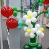 (Kimp-062) Õhupallide lillekimp 62